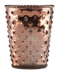 Simpatico NO. 54 LIMITED EDITION FIR & GRAPEFRUIT METALLIC HOBNAIL GLASS CANDLE