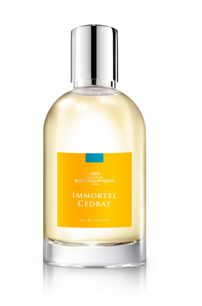 Comptoir Sud Pacifique Paris Immortel Cedrat  EDT