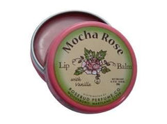 Smith's Rosebud Mocha Rose Lip Balm with Vanilla