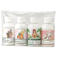 Terra Nova Island Escapes Petal Soft Lotion Gift Set
