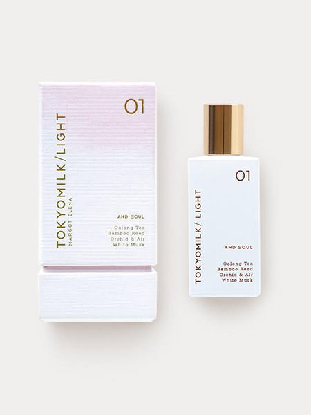 TokyoMilk Light - And Soul No. 01 Parfum
