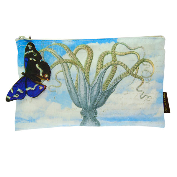 TokyoMilk Cosmetic Bag - Oceanic Dreams