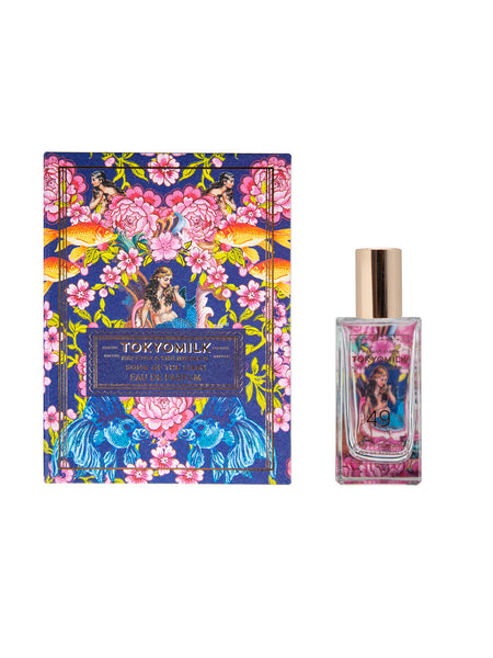 TokyoMilk Neptune & The Mermaid Song of the Siren No. 49 Parfum