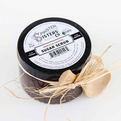 Spinster Sisters Vanilla Coffee Sugar Scrub
