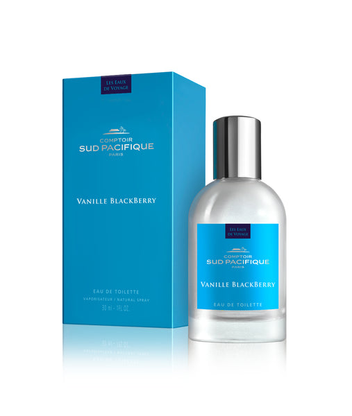 Comptoir Sud Pacifique Paris Vanille Blackberry EDT - 1 fl oz