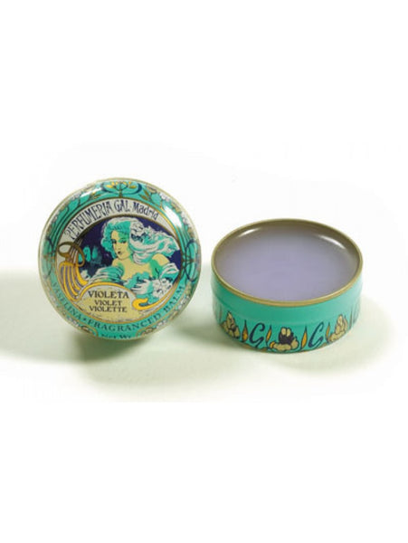Perfumeria Gal Fragranced Lip Balm -Violet