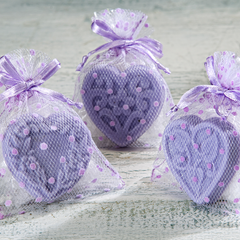 Lavender Mini Bath Salts & Soap