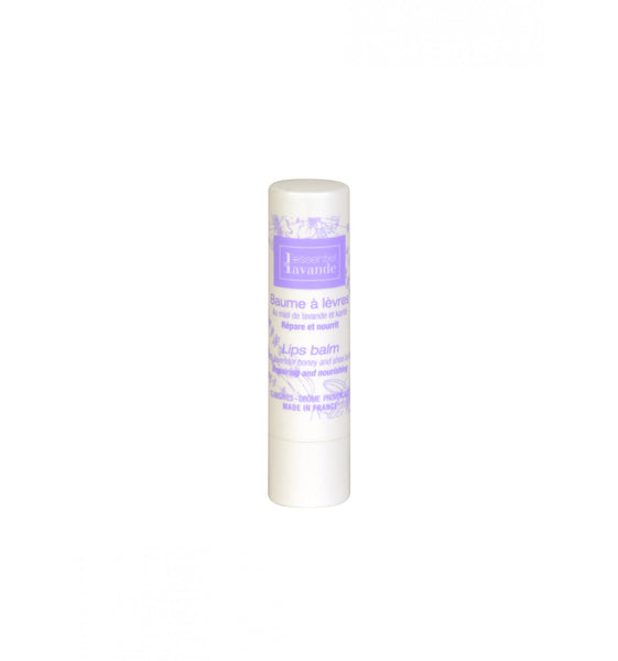 L'Essentiel de lavande Lip Balm with Lavender and Honey
