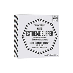 Spongellé Men's 12+ Supreme Buffer Bergamot Absolute