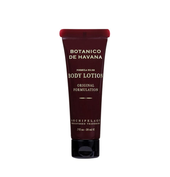Archipelago Botanico de Havana Travel Body Lotion