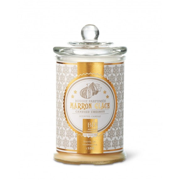 Bougies La Francaise Large Scented Candle in Glass Candy ...