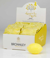 Bronnley Lemon & Neroli Soap Set - Box of 12