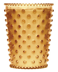 Simpatico NO. 13 CEDARWOOD BONFIRE HOBNAIL GLASS CANDLE