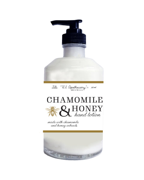 U.S. Apothecary CHAMOMILE & HONEY LOTION