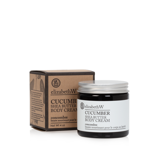 elizabeth W Purely Essential Cucumber Body Cream