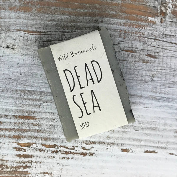 Wild Botanicals Dead Sea Soap