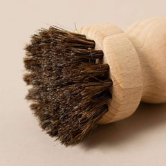 Norfolk Natural Living Pot/Scrub Brush for Cube Soaps