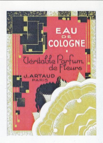 All Occasion Greeting Card - Eau de Cologne