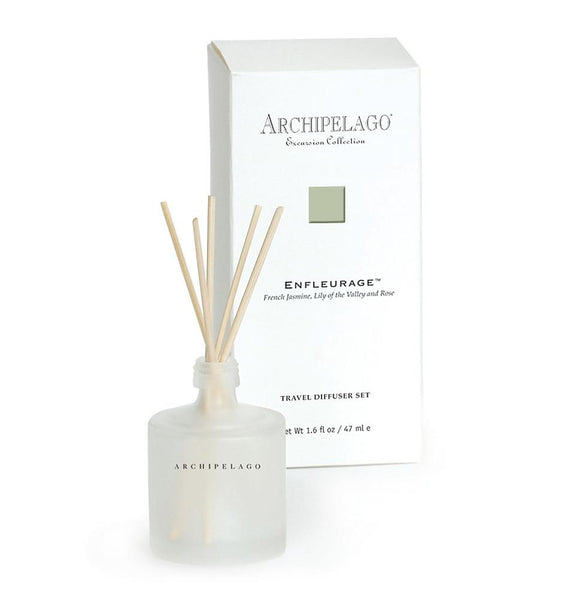 Archipelago Enfleurage Travel Reed Diffuser