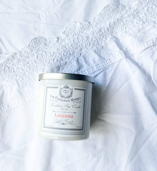 Z&Co. Lavender Farmhouse Candle