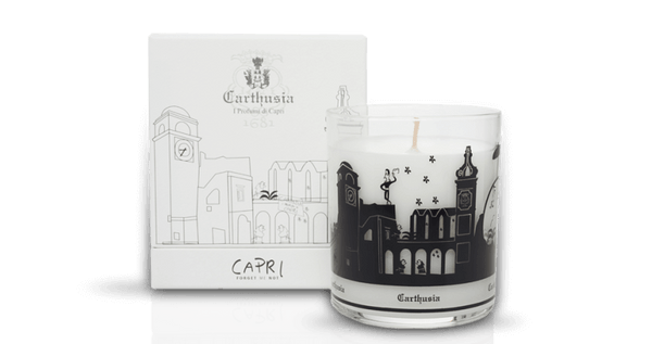 Carthusia Capri Forget Me Not Candle