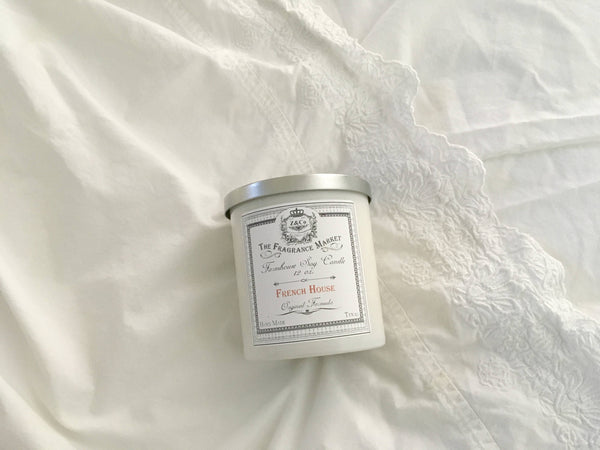 Z&Co. French House Farmhouse Collection Candle