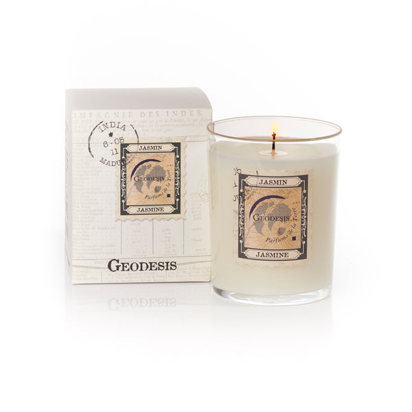 Geodesis Jasmin 220gm Scented Candle