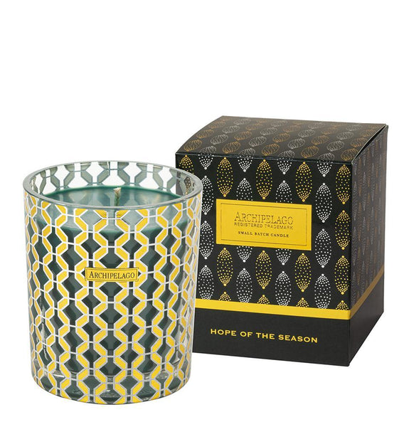 Archipelago Hope of the Season Boxed Candle