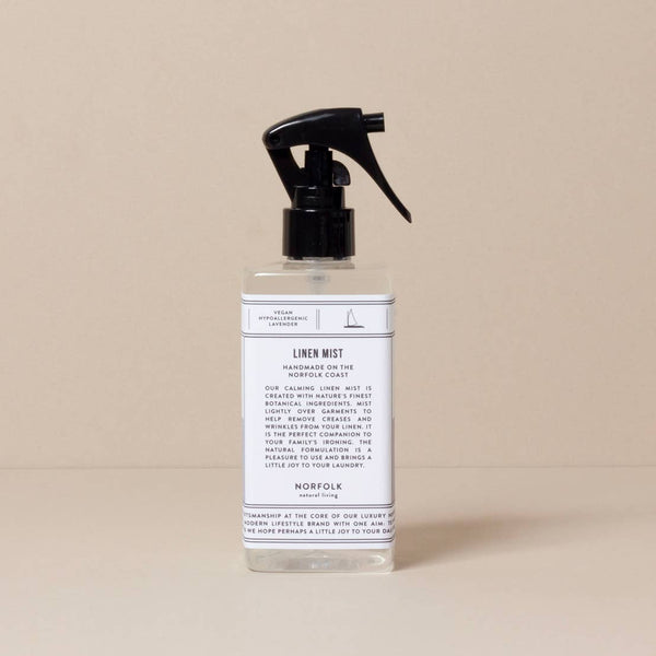 Norfolk Natural Living Lavender Linen Mist
