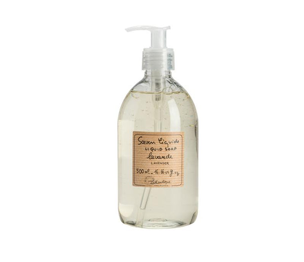 Lothantique Lavender Liquid Soap