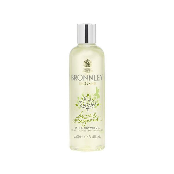 Bronnley Lime & Bergamot Bath & Shower Wash