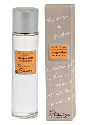 Lothantique The Secrets of Josephine Spicey Orange Eau de Toilette