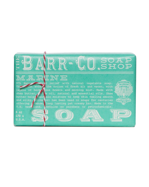 Barr-Co. Marine Triple Milled Bar Soap