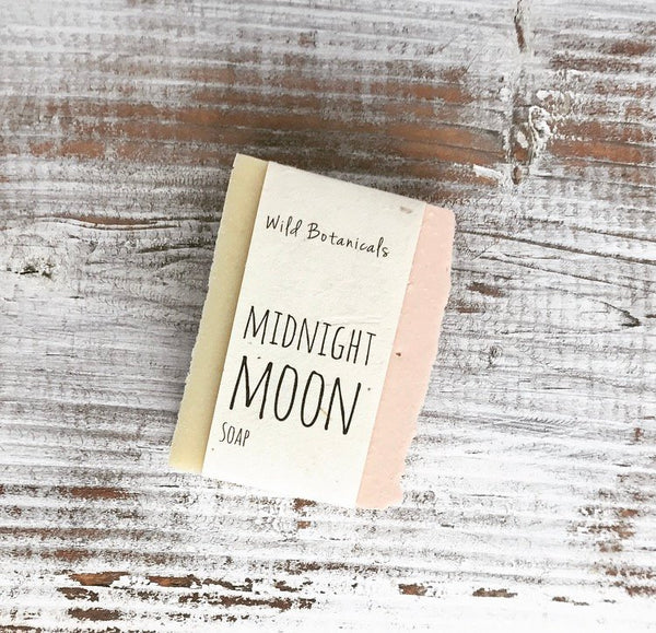 Wild Botanicals Midnight Moon Soap