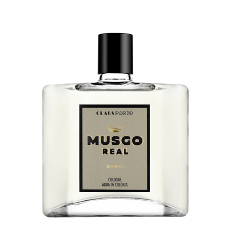 Claus Porto Musgo Real Agua de Colonia No. 2  Oak Moss Cologne