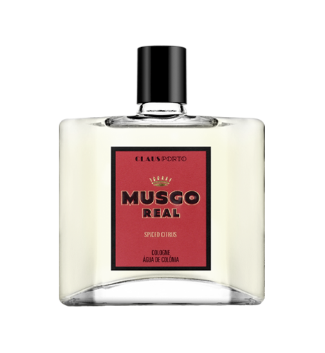 Claus Porto Musgo Real Agua de Colonia No. 3 Citrus Spice Cologne