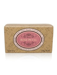 Somerset Toiletries Naturally European Rose Petal Bar Soap - Hampton Court Essential Luxuries