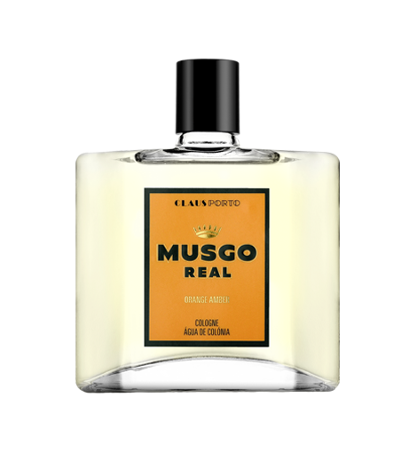 Claus Porto Musgo Real - Aqua de Colonia No. 1 ~ Orange Amber