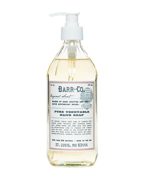 Barr-Co. Original Scent Liquid Hand Soap