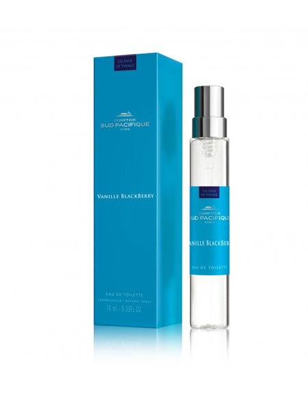 Comptoir Sud Pacifique Paris Vanille Blackberry EDT Travel Size
