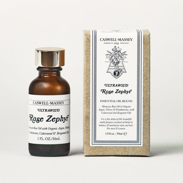 Caswell-Massey Ultrawild Rose Zephyr Moisturizing Oil