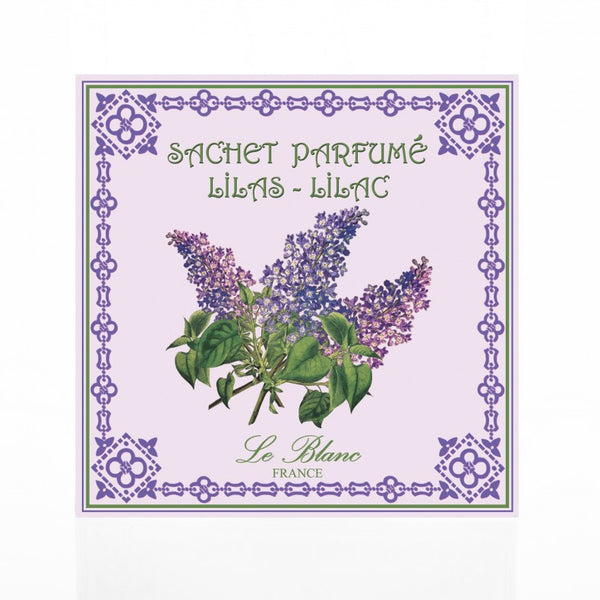 Le Blanc Lilac Scented Sachet