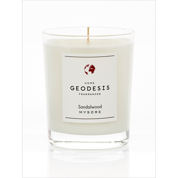 Geodesis Sandalwood 180gm Scented Candle