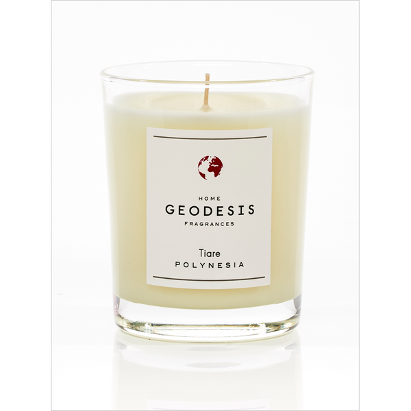 Geodesis Tiare 180g Scented Candle