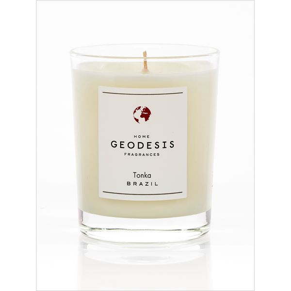 Geodesis Tonka 180gm Scented Candle