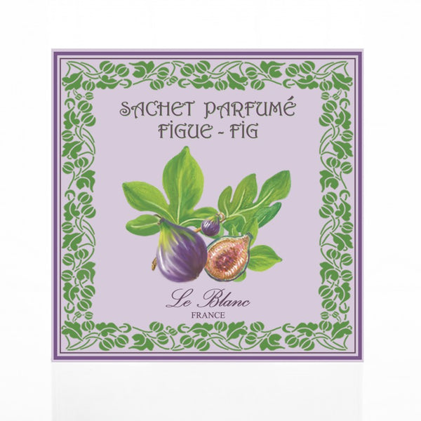 Le Blanc Scented Sachet - Fig