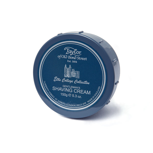 Taylor of Old Bond Street Eton College Collection Shaving Cream Bowl 150g