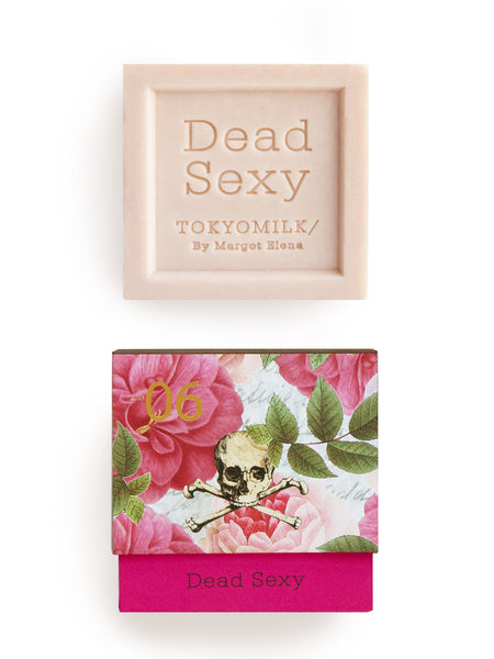 TokyoMilk DEAD SEXY EMBOSSED BOXED SOAP