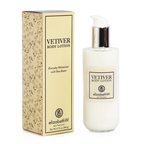 elizabeth W Signature Vetiver Body Lotion