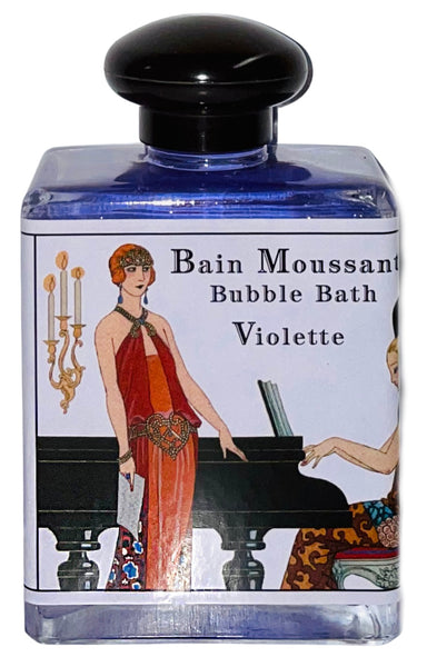 Outremer - L'Aromarine Panorama Deco Violet Bubble Bath